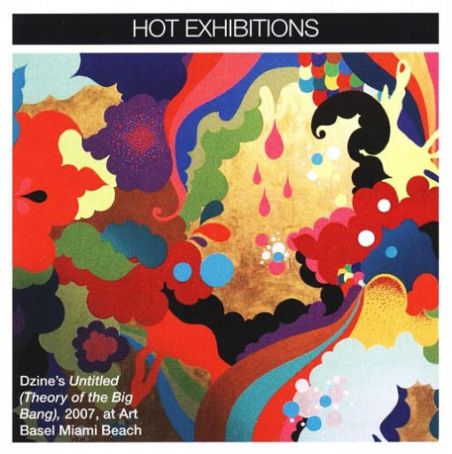 Hot Exhibitions: Art Basel Miami Beach