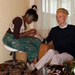 Imperial Nail Salon with Tilda Swinton