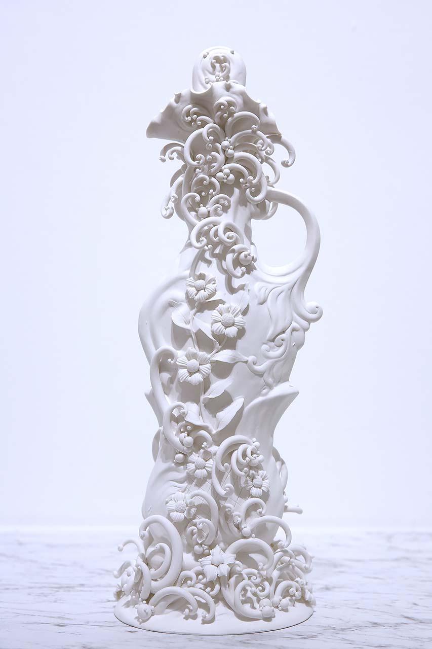 Remnants from Father (Flower Decanter)