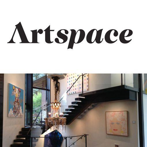 Amy Phelan's Scene-Stealing, Art-Bedecked Staircase